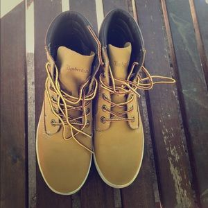 Timberland Women's Sneaker Boots - 7W